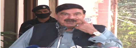 Sheikh Rashid Press Conference