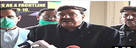 Sheikh Rashid Media Talk