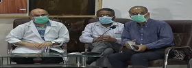 Senior Doctors Press Conference